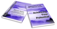 Achieving Your Potential. Professional hypnosis session can be downloaded just minutes after purchase.
