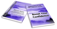 Boost Your Confidence. Professional hypnosis session can be downloaded just minutes after purchase.